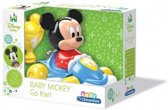 Baby Mickey Go Kart