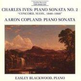 Ives/Copland: Sonatas