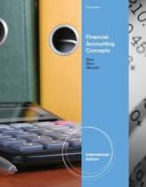 Financial Accounting Concepts, International Edition