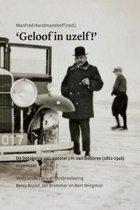 J.H. van Oosbreelezing 14 - Geloof in uzelf!