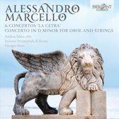 A. Marcello: 6 Concertos ''La Cetra'' - Concerto In
