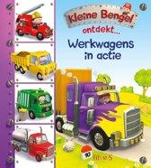 Kleine Bengel Ontdekt - Werkwagens in actie