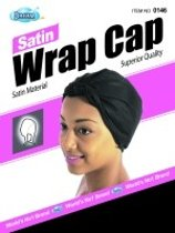 Dream Satin Wrap Cap