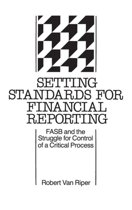 Setting Standards for Financial Reporting