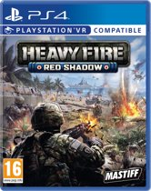 Heavy Fire: Red Shadow (PS4/VR)