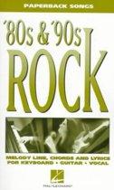 80s & '90s Rock