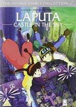 Laputa:Castle In The Sky (dvd)