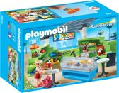 PLAYMOBIL Winkel met snackbar - 6672
