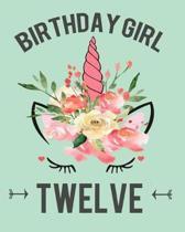 Birthday Girl Twelve