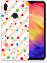 Xiaomi Redmi Note 7 TPU Hoesje Design Dots