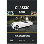 Classic Cars The  Collection, 3 Dvd Set