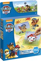 Paw Patrol Ironing Beads - Strijkkralenset