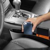 Auto opbergvakje - Extra ruimte voor in de auto - 2 stuks - DisQounts
