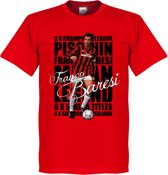 Franco Baresi Legend T-Shirt - XL