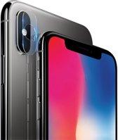 Imak Apple iPhone X / XS (Max) HD Glass Camera Lens Protector Duo Pack