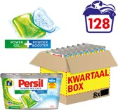 Persil Power Mix caps Universal wasmiddel - 128 wasbeurten - Kwartaalbox