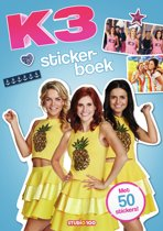 45e8e5b9d3 K3   stickerboek - pina colada