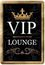 Vip Lounge Metalen Postcard 10 x 14 cm