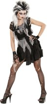 Zombie Kostuum | Punk Zombie Kostuum Vrouw | Large | Halloween | Verkleedkleding
