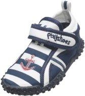 Playshoes UV strandschoentjes Kinderen Maritime - Blauw - Maat 26/27