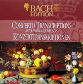 1-CD BACH - CONCERTO TRANSCRIPTIONS AFTER VARIOUS COMPOSERS CD 86 - VARIOUS