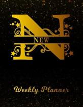New Weekly Planner