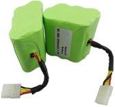 Set van 2 accu's, batterijen, 3500 mAh,  voor Neato XV serie en Signature (Pro)