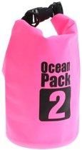2 Liter - Ocean Pack - waterdichte tas - droogtas - outdoor plunjezak - zeilen