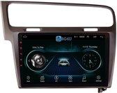 Navigatie radio VW Volkswagen Golf 7, Android 8.1, Apple Carplay, 10.1 inch scherm, Canbus