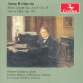 Anton Rubinstein Piano Concerto No 2 Suite In E