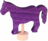 Grimm's Decorative Figure Red Horse
