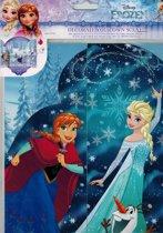 Stickervel met beloningsblad Disney -  Frozen