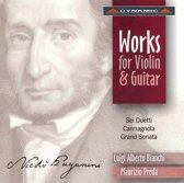 Oeuvres Pour Violon Et Guitare