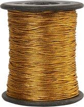 Koord, dikte 0,5 mm, goud, 100 m