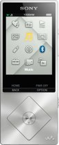 Sony NWZ-A15 Walkman - Hi-Res audio MP3-speler - 16 GB - Zilver