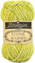 Scheepjes Stone Washed 812 Lemon Quartz (PAK MET 10 BOLLEN)
