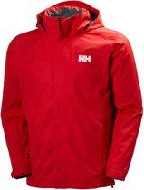Helly Hansen Dubliner Sportjas - Maat XL  - Mannen - rood