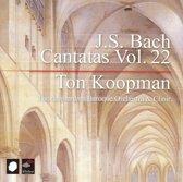 Complete Bach Cantatas Vol. 22