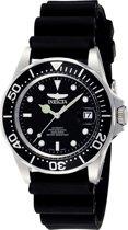 Invicta Pro Diver 9110 - Horloge - 40 mm Zwart Automatisch uurwerk