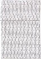 Cottonbaby Wieglaken - Palma grijs