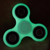 Hand Fidget Spinner Glow in the Dark -