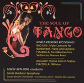 The Soul Of Tango - Bandoneon Concerto