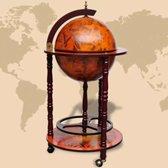 vidaXL - Dressoir Globebar Columbus 47 cm 60774