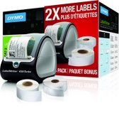 Dymo Labelwriter 450 Turbo Bundel - Labelprinter /  Gratis Labelrollen