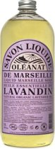 Oléanat Vloeibare zeep lavendel BIO (1000 ml)