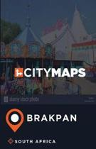 City Maps Brakpan South Africa