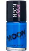 UV Nagellak NEON Blauw