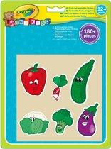 Crayola Mini Kids - Jumbo Stickers Fruit