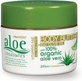 Natuurlijke Body butter bio Olive Oil with 100% organic  Aloë vera - Aloe Treasures 200ml