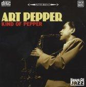 Art Pepper - Kind Of Pepper
